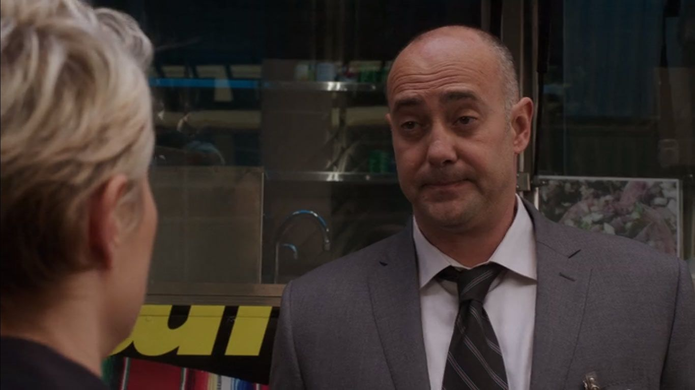 Alex Skuby as Detective Joe Gray in season 4, episode 14 of