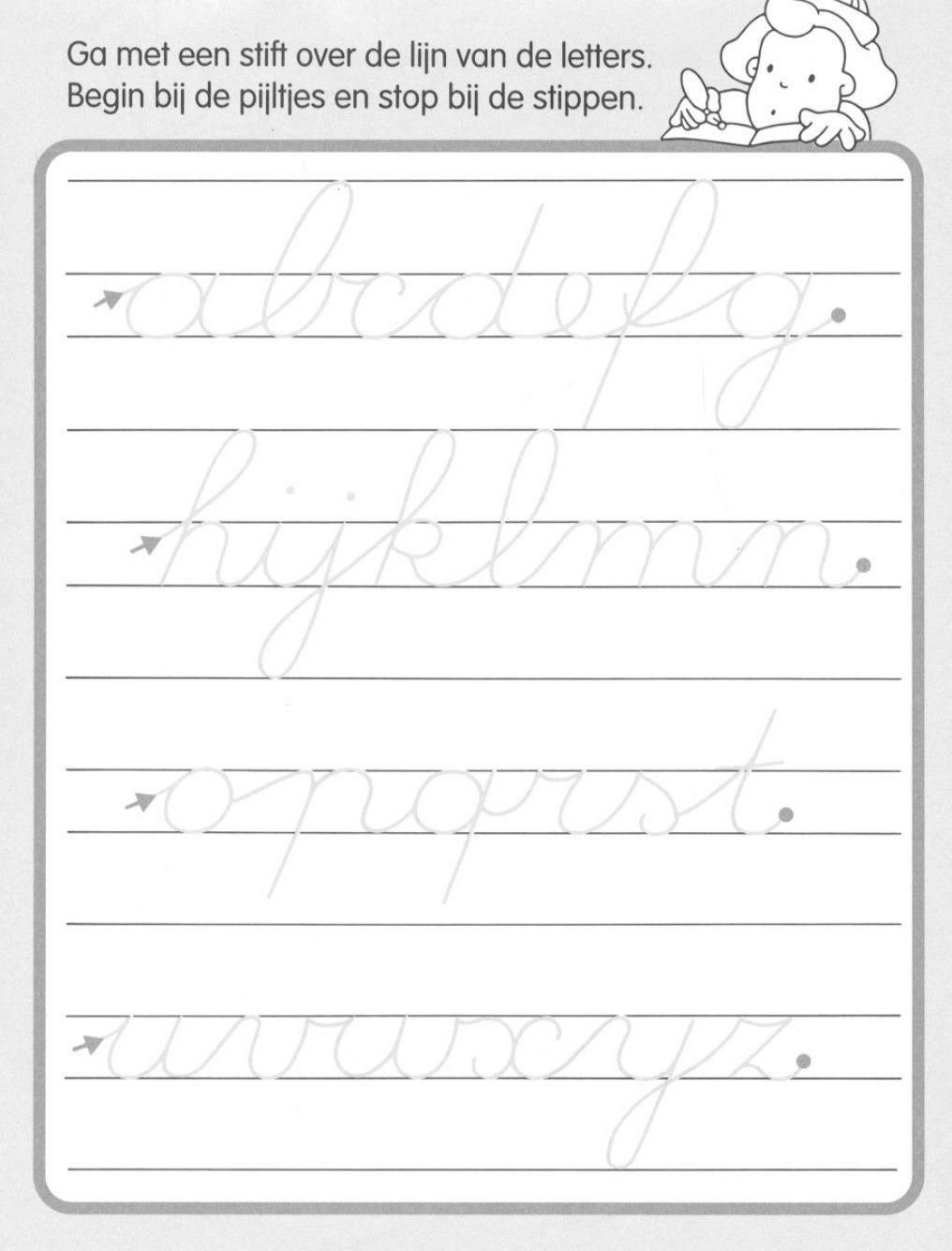 vsletters.jpg 1.016×1.335 pixels Brief, Taal, Schrijven