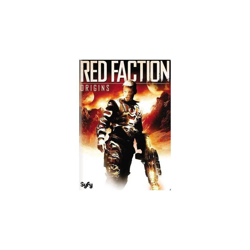 red faction origins movie
