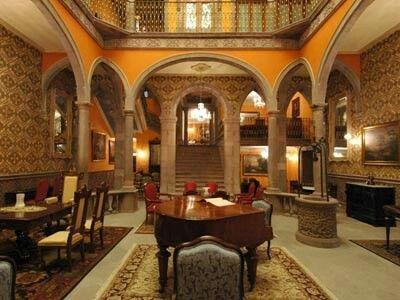 Hotel Casa de la Marquesa, Queretaro, Mexico