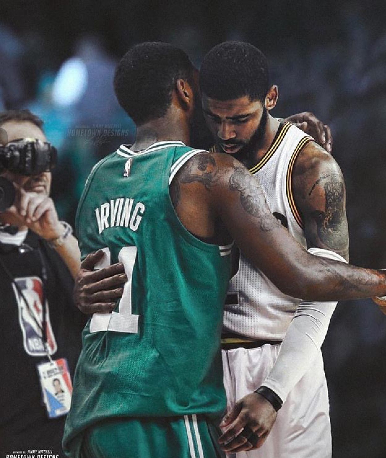 df67fd09c96a Pin by Ralph Roque on  11 Kyrie Uncle Drew