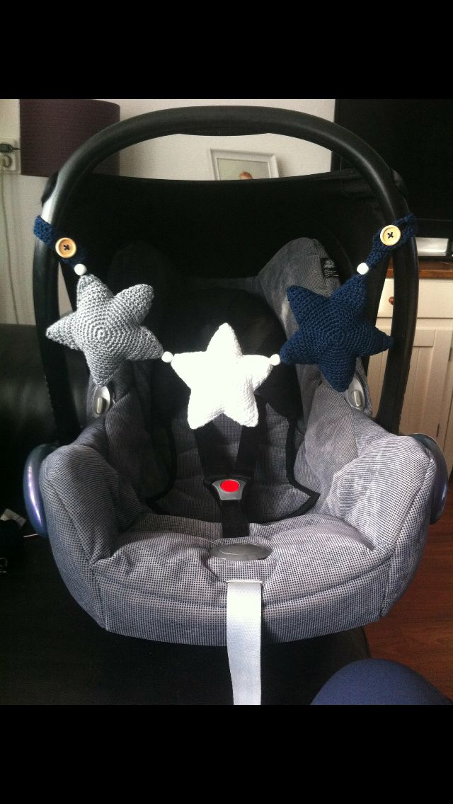 sterren maxi cosi spanner accessoires gehaakt pinterest babies crochet and amigurumi. Black Bedroom Furniture Sets. Home Design Ideas