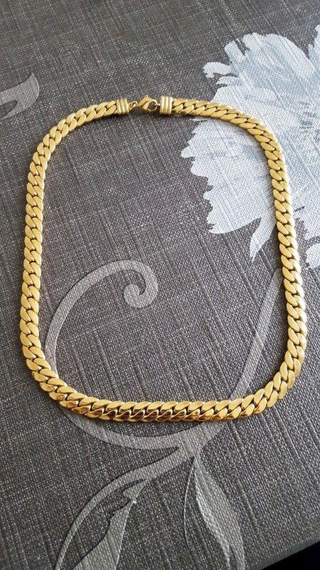 vinted collier femme