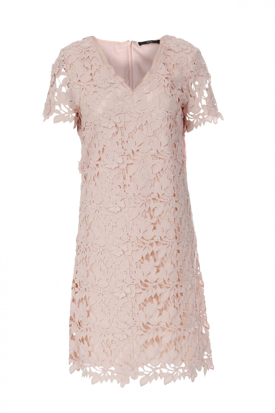 14 Kleid Altrosa Spitze in 14  Rosa kleid mit spitze, Kleid