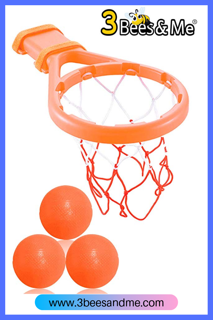Bath Toy Basketball Hoop Balls Set Bath Toys For Toddlers Best Kids Toys Bath Toys