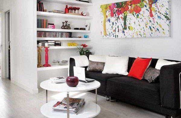 sofa living Living and dinning room Pinterest Decoracion