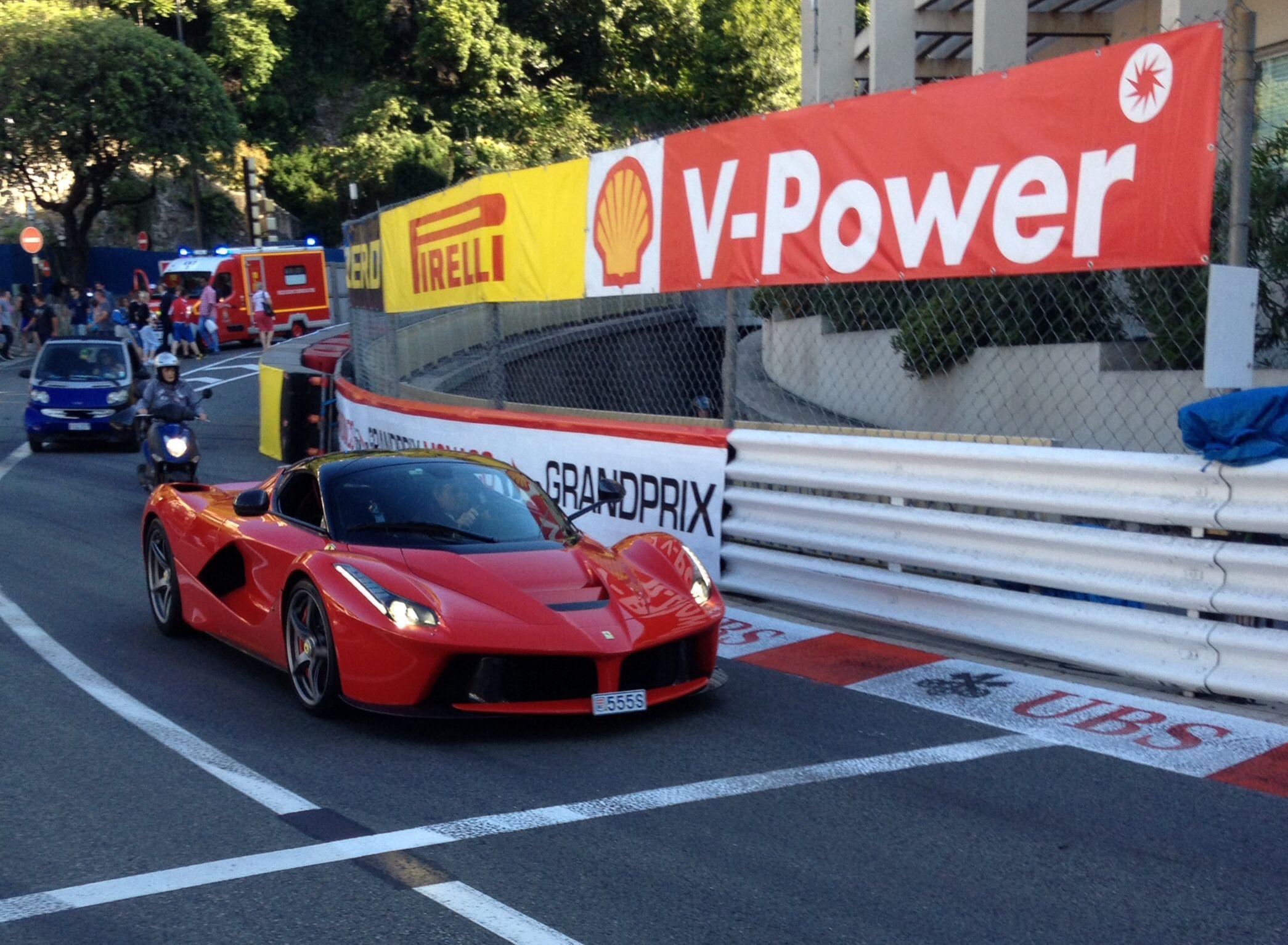 Luxury car toys  La Ferrari Monaco GP  Boys Toys  Pinterest  La ferrari and Ferrari