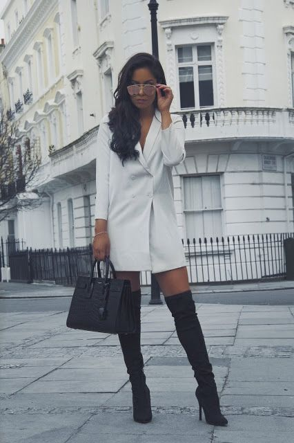 acfcd0369d Wearing LAUREL Over the Knee Boots - http: