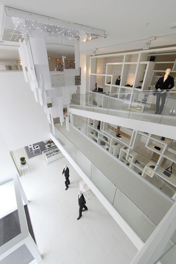 Emporium Concept Store By Garde Baku Azerbaijan Retail Design Blog Retail Design Concept Store Retail Store Design
