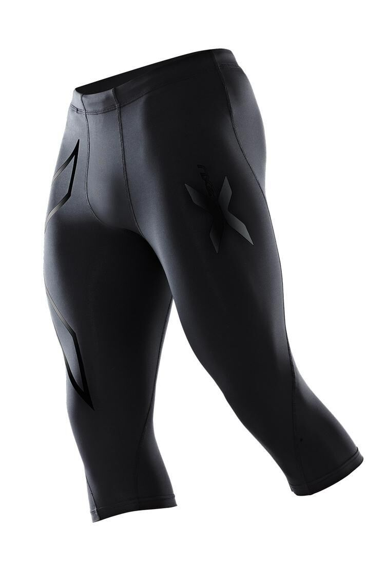c2db4d69c906e4 Men 3/4 Compression Tights for Gym Sports Exercise   Man style ...