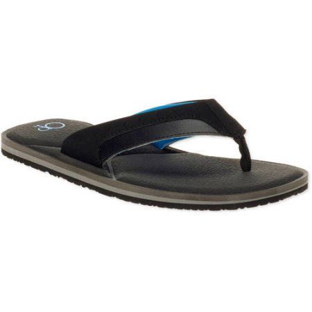 f69187634c3 OP Men s Memory Foam Flip Flop Sandal