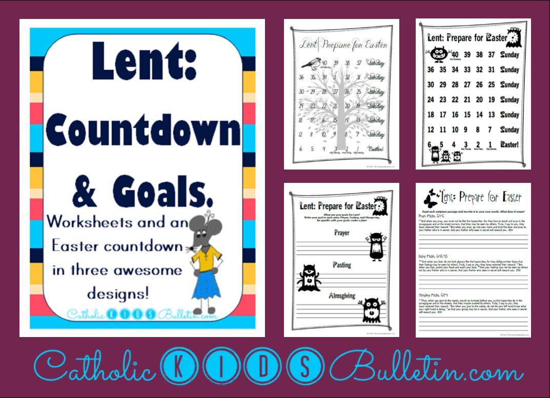 Lent mass setting