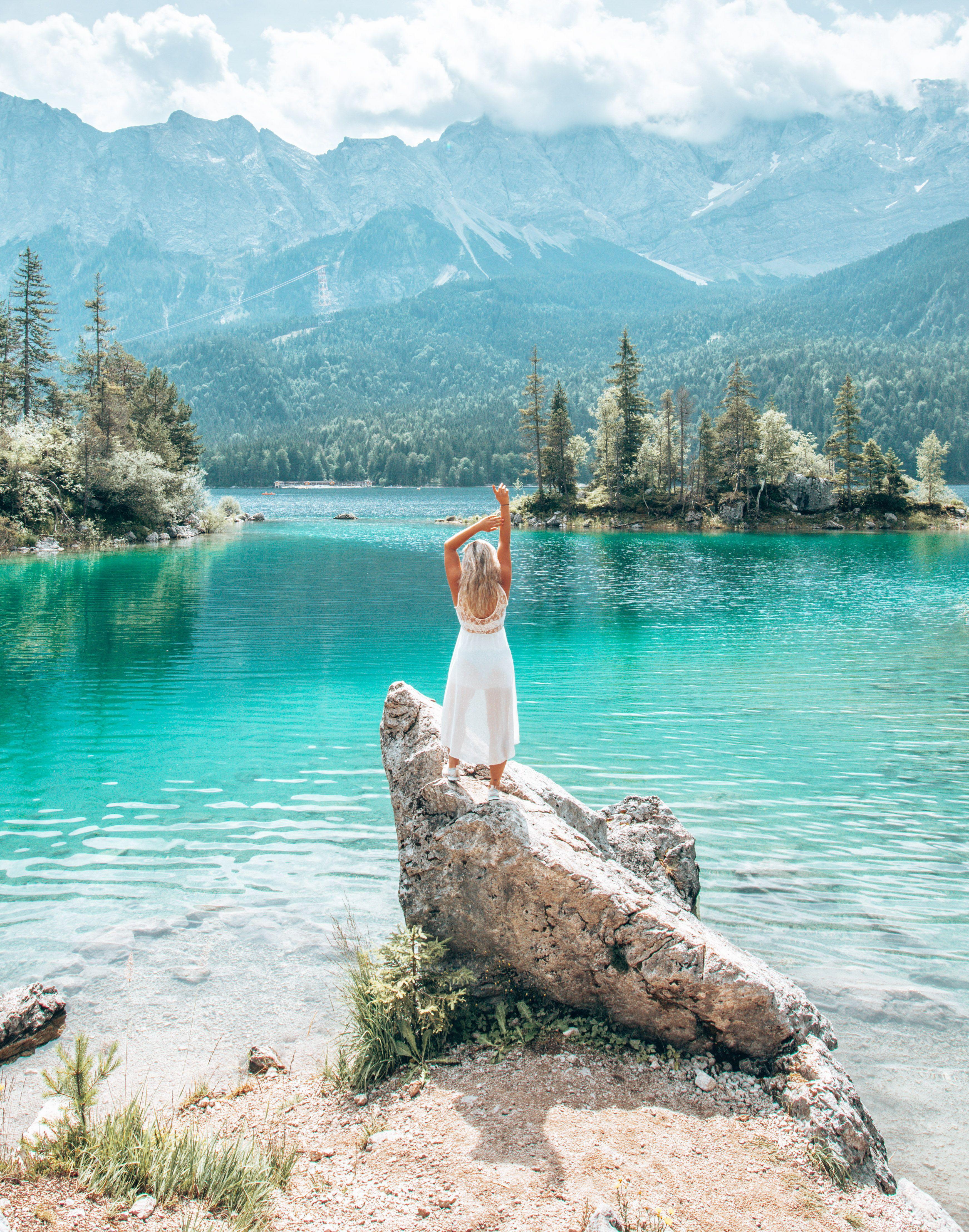 Der Perfekte Tag Am Eibsee Ferien Deutschland Reiseziele Alpen Urlaub