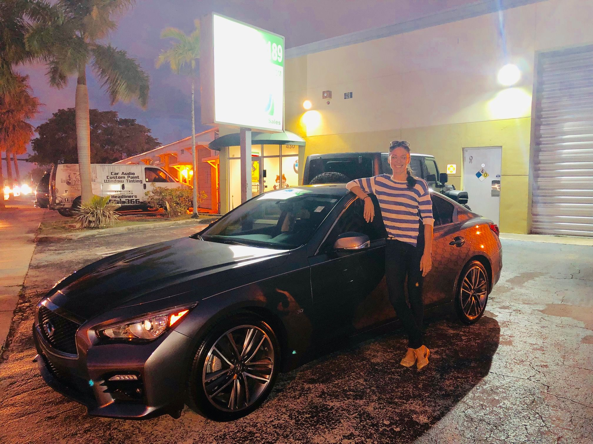 Your Choice Auto Sales >> Veronica Saved Over 5 000 On This Certified 2015 Infiniti