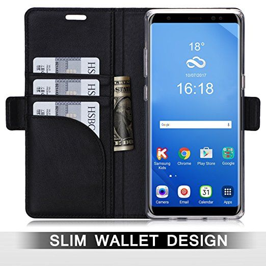 reputable site c0662 530f2 Amazon.com: Note 8 Case, Galaxy Note 8 Case, FYY[RFID Blocking ...