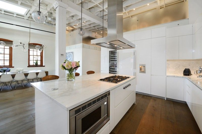 Greenwich Street Penthouse Loft  New York  Hotte Aspirante