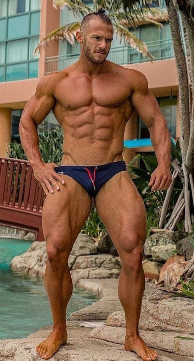 muscle Hot hunks gay