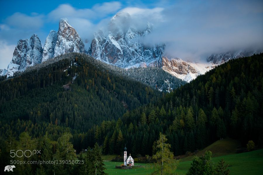 Italy by ChrisBurkard. Please Like http://fb.me/go4photos and Follow @go4fotos Thank You. :-)