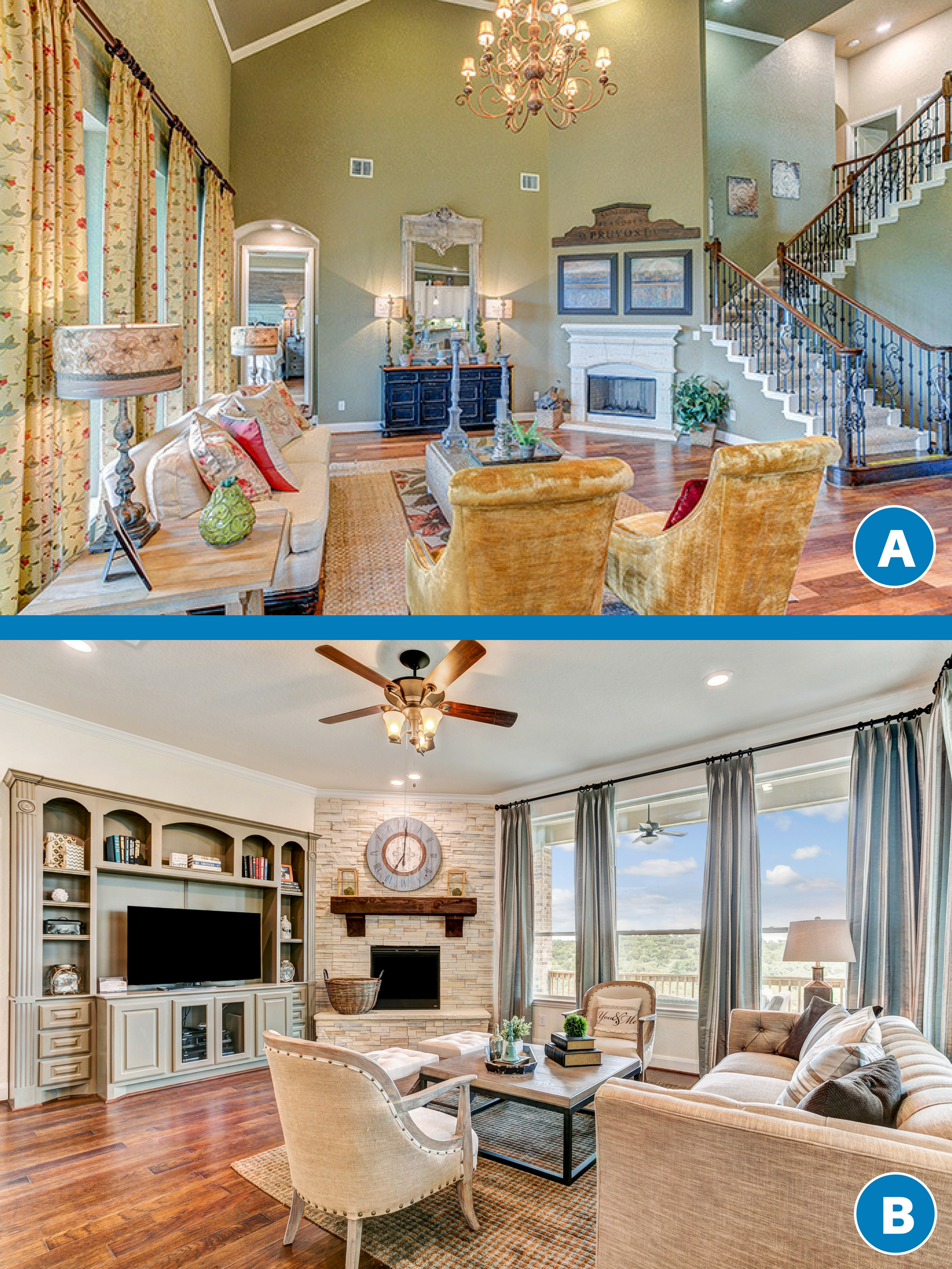 Which family room decor is must have in your next lennar home or musthave ineedit cantchoose