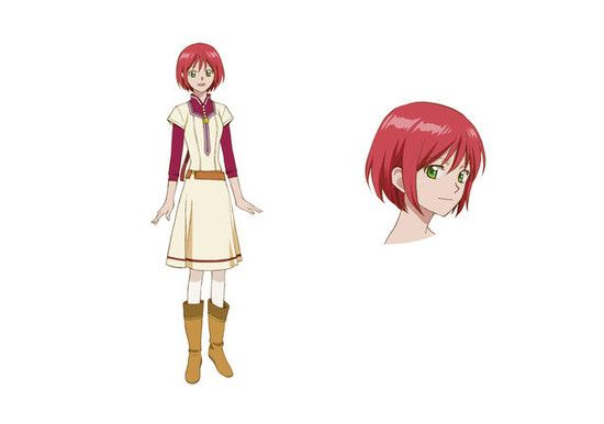 Snow White With The Red Hair Anime To Premiere On July 6 Anime Herald Snow White With The Red Hair Red Hair Cosplay Akagami No Shirayuki