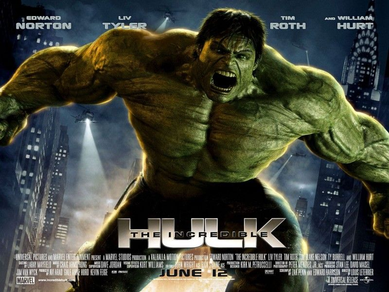 Dr Bruce Banner Thanks To A Gamma Ray Experiment Gone Wrong