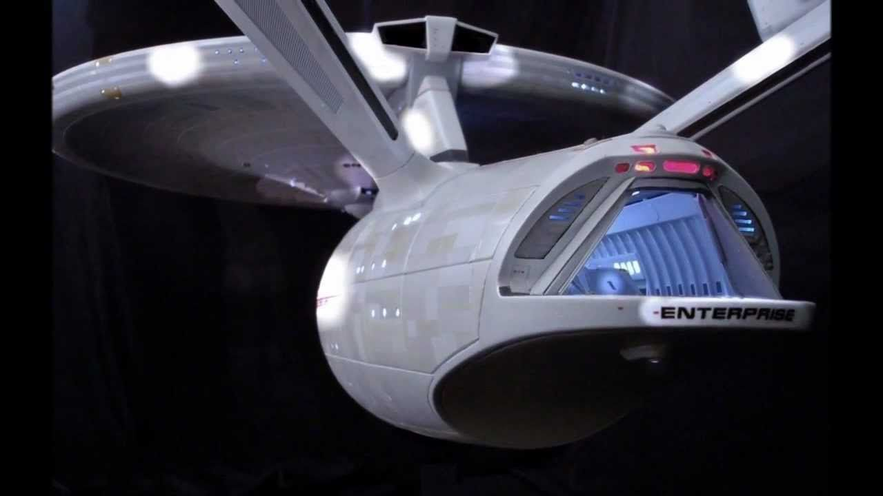Star trek uss enterprise ncc refit 1 scale model - Star Trek Uss Enterprise