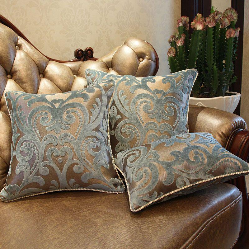 Cheap Decorative Pillows For Sofa Buy Quality Decorative Country Pillows Directly Decorative Sofa Pillows Pillows Decorative Patterns Blue Pillows Decorative