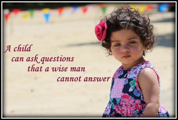 cute child quotes