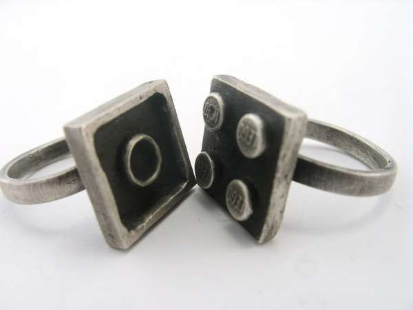 Romantic Toy Rings