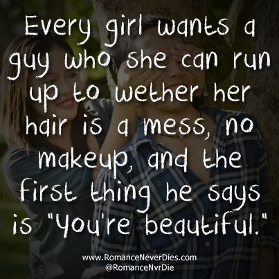 when a guy loves a woman