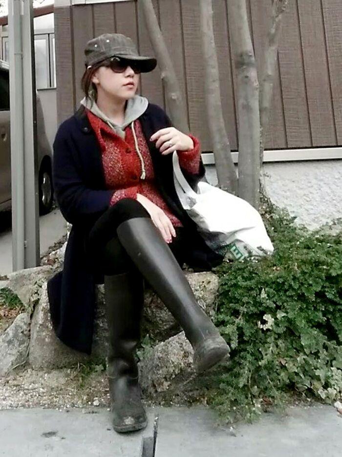Pin By Sandulescu Razvan On Rubber Riding Boots