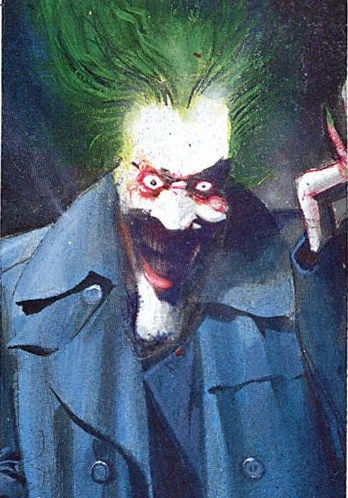 Joker From Arkham Asylum A Serious House On Serious Earth With