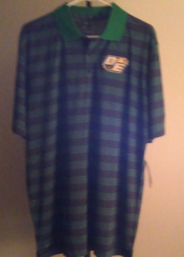 5f981ab8a5d MENS NIKE DESOTO EAGLES (TX) POLO