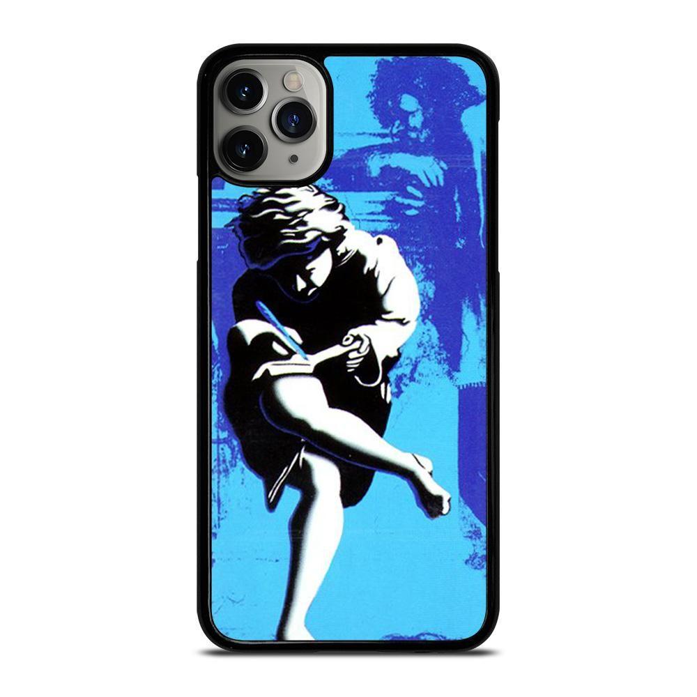 Guns n roses cover iphone case