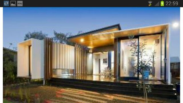 Container House By Majstorovic Architects Gold Coast Qld