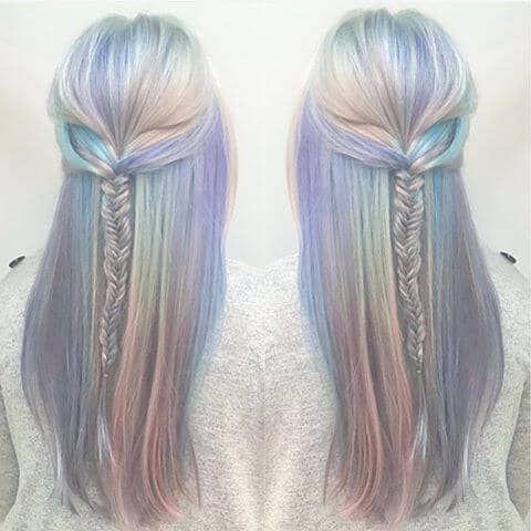 Photo of 50 atemberaubend gestaltete Einhorn-Haarfarbe-Ideen, um sich von der Masse abzuheben