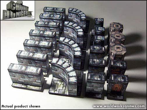 WorldWorksGames::Chunky Dungeons