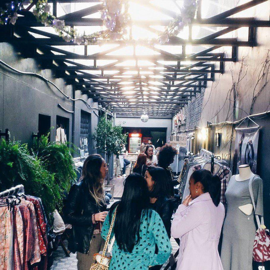 7ª Feira VAI reúne intervenções artísticas bazar e gastronomia
