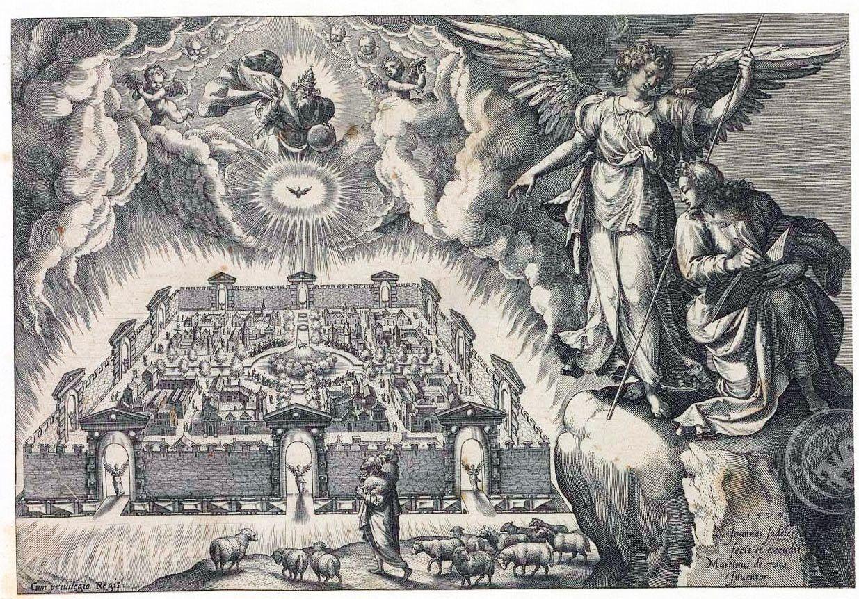 Resultado de imagen para Las 12 puertas de la Jerusalén Celeste | Art,  Painting