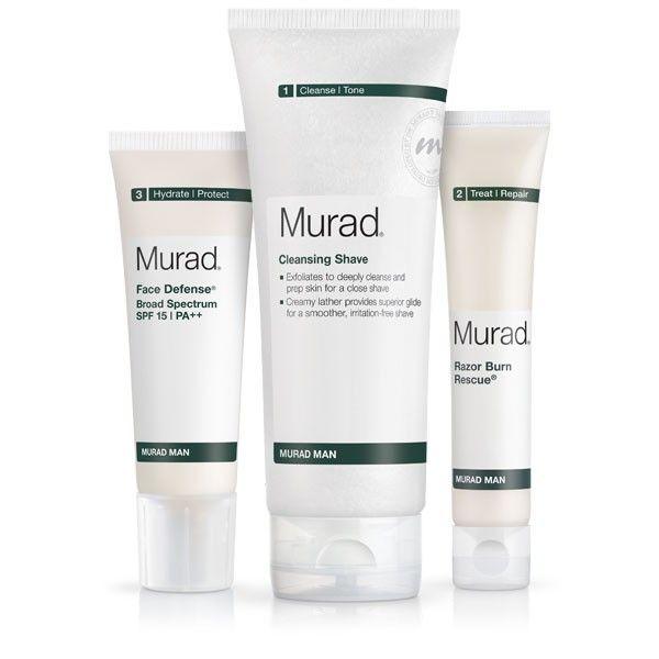 Murad Man Regimen Murad Men S Skin Care Products Mens Skin Care Cheap Skin Care Products Mens Shaving Kit
