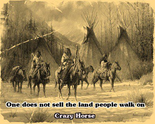 Crazy Horse's Words of Wisdom