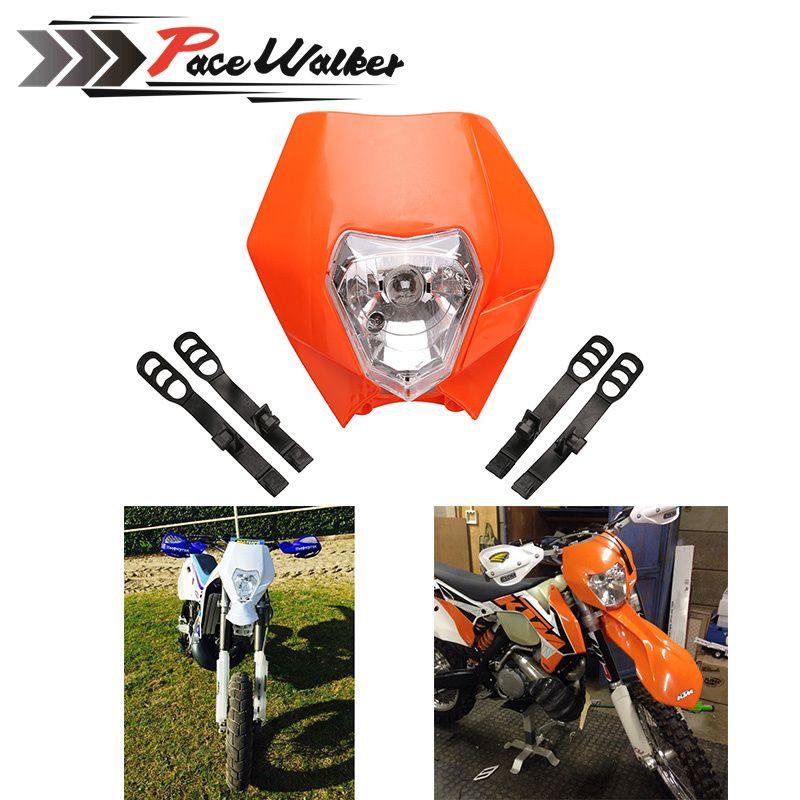 4 Color Motorcycle Dirt Bike Motocross Supermoto Universal