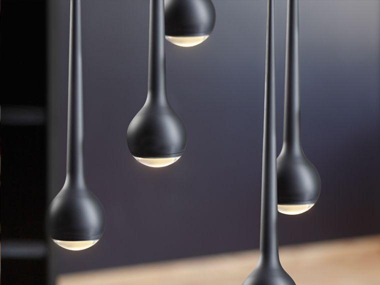 Küchenlampen Hängend ~ Tobiasgrau.com home pendelleuchten falling water lamps