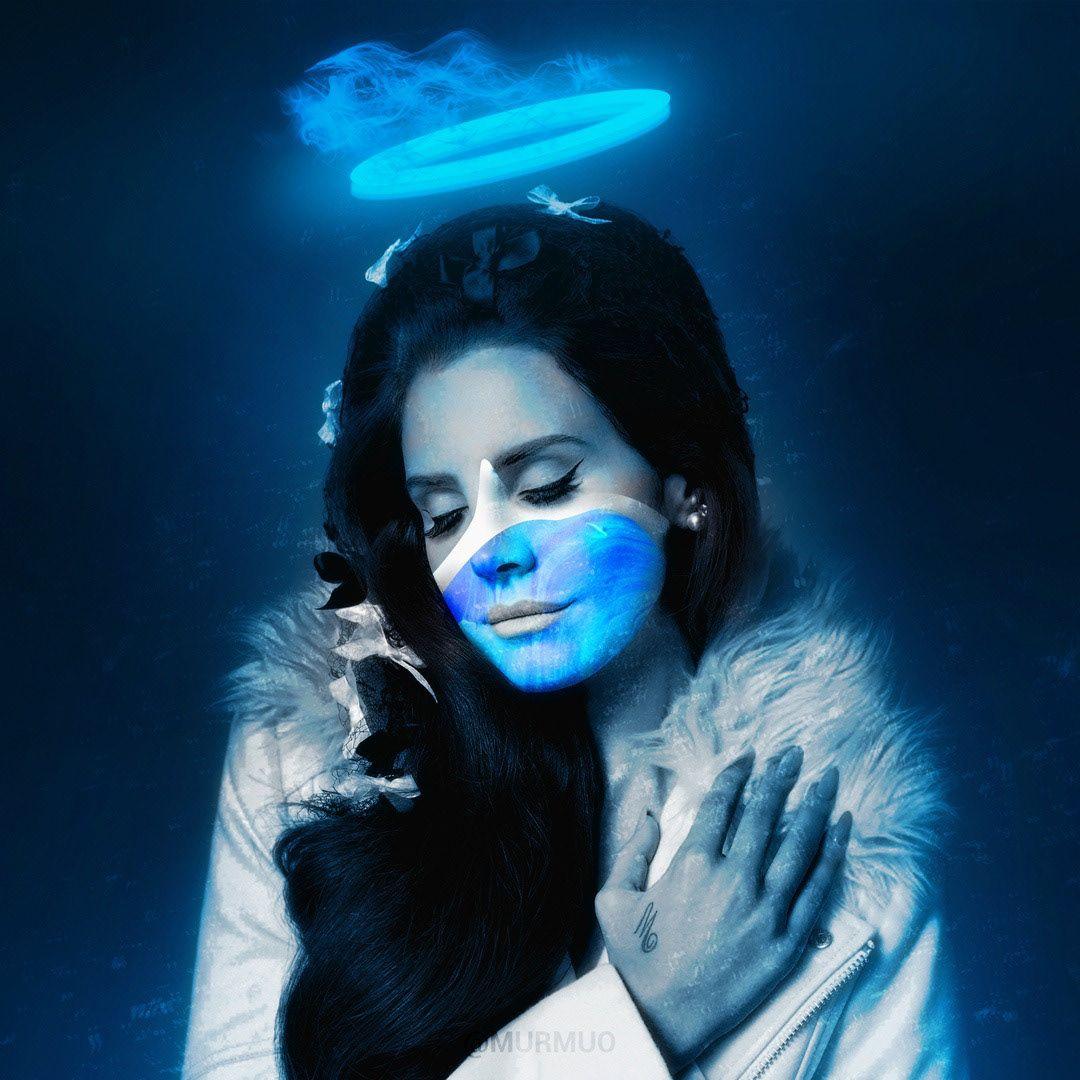 Ознакомьтесь с моим проектом Behance «Magic Lana» https