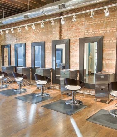 Muse A Hair Salon Salon Spa Tours Salon Today Salon Interior Design Salon Decor Spa Salon