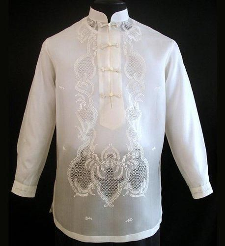 for the dudes. traditional filipino style