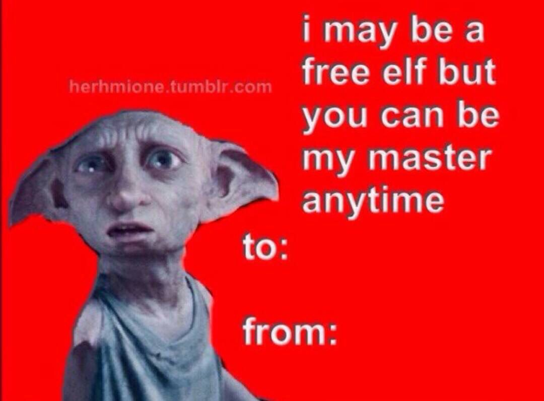 Pin By Victoria Baughman Morris On Hot Spicey Valentines Memes Funny Valentines Cards Harry Potter Valentines Cards