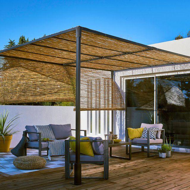 tonnelle de jardin notre s lection terrasse et balcon terrace and balcony pinterest. Black Bedroom Furniture Sets. Home Design Ideas