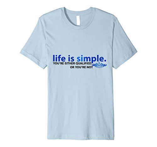 Mens Submarine Life Is Simple You Re Either Qualified O Https Www Amazon Com Dp B072lzbpv4 Ref Cm Sw R Pi Dp X 0cvkzb8wtpdvy Mens Tops T Shirt Shirts