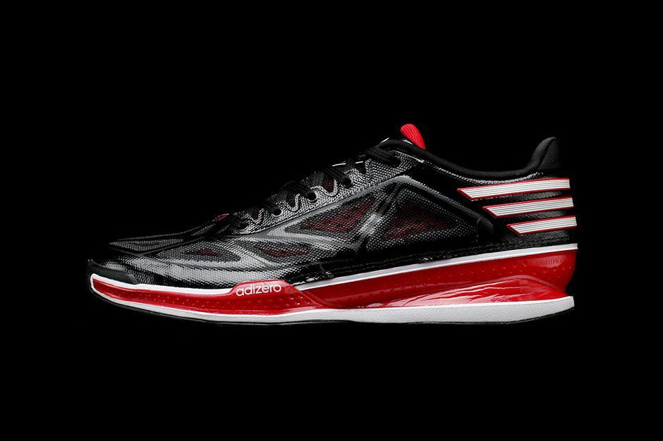 adidas | adiZero Crazy Light Low 3 Low adidas Black/ White/ Red | 75dff5c - hotlink.pw